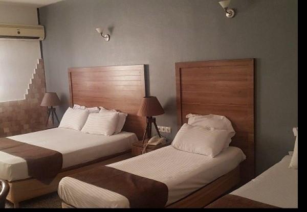 هتل پارس نیک