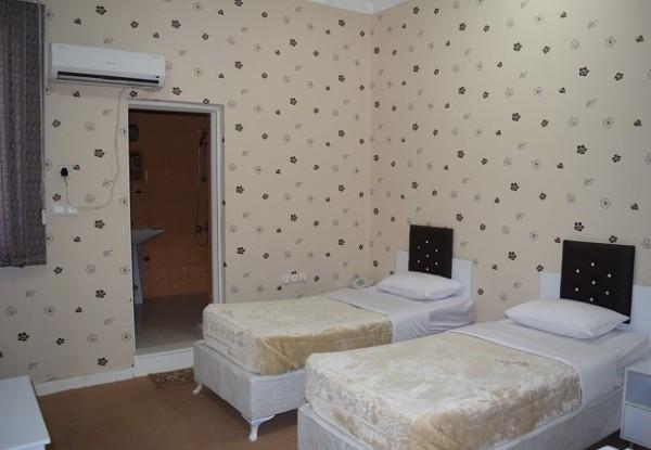 هتل باغ معین