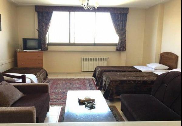 هتل آپارتمان طوبی
