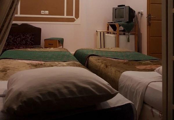 هتل کهن کاشانه