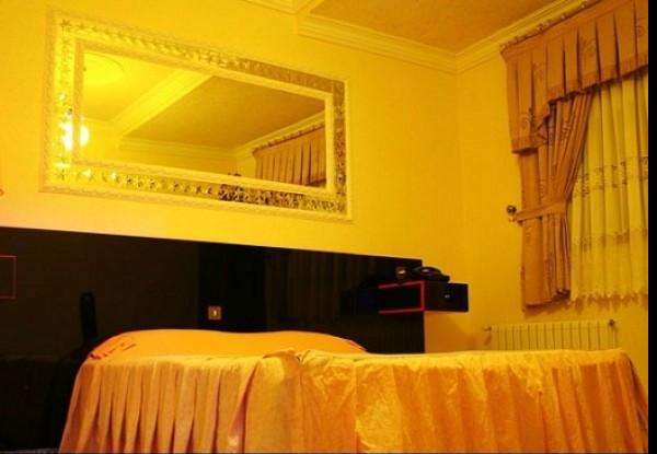هتل آپارتمان اترک